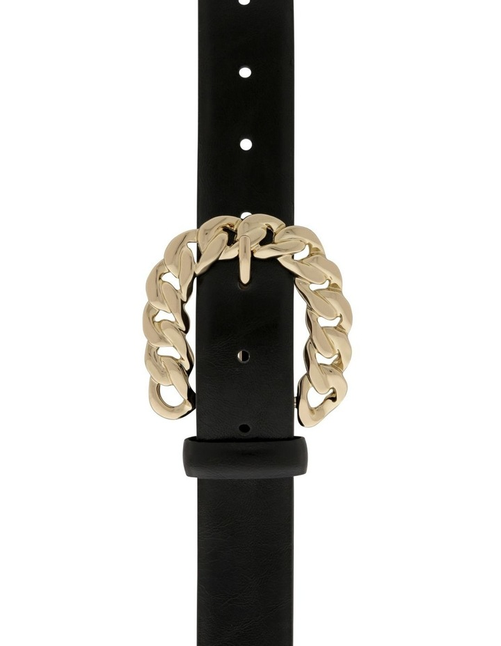 Chain Buckle Belt image 1