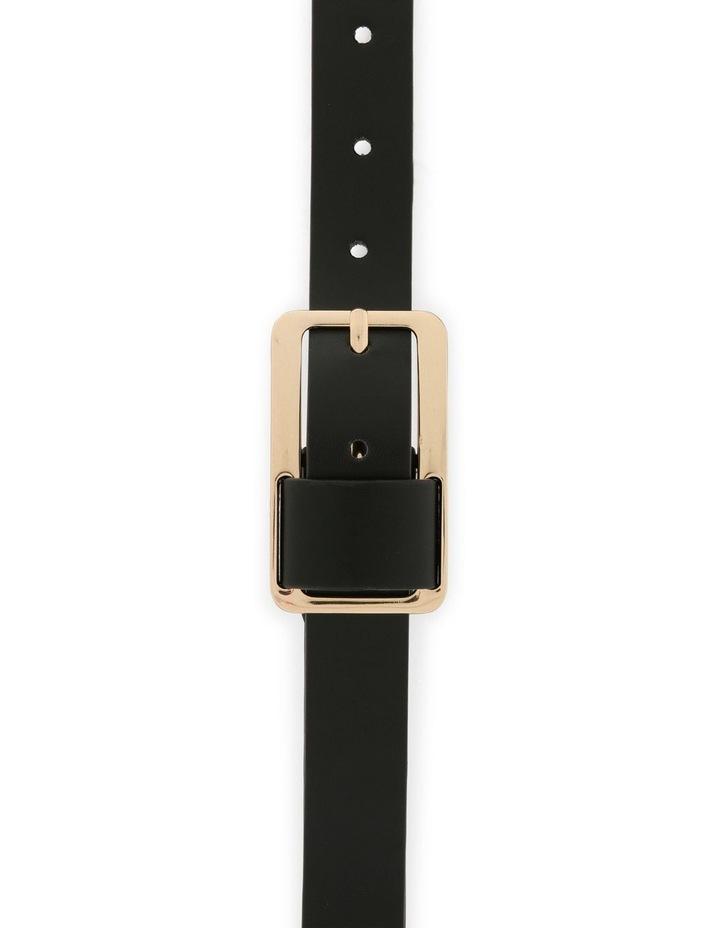 2cm Rectangular Buckle Belt image 1