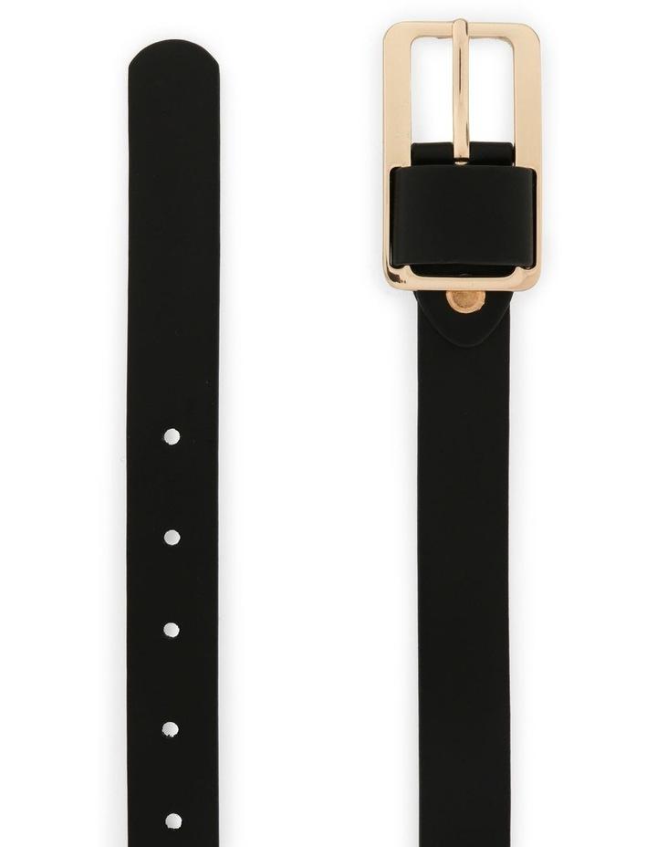 2cm Rectangular Buckle Belt image 2