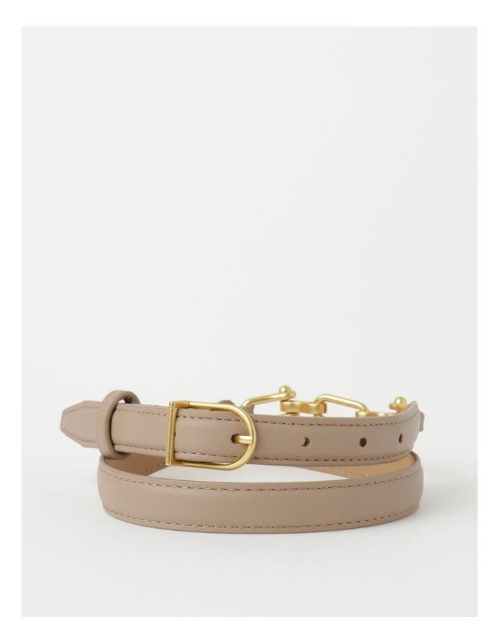 Thin Chain Belt image 1