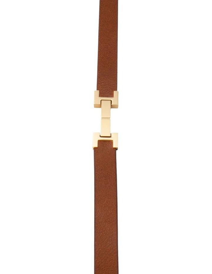 Grace Tan Leather Belt image 2