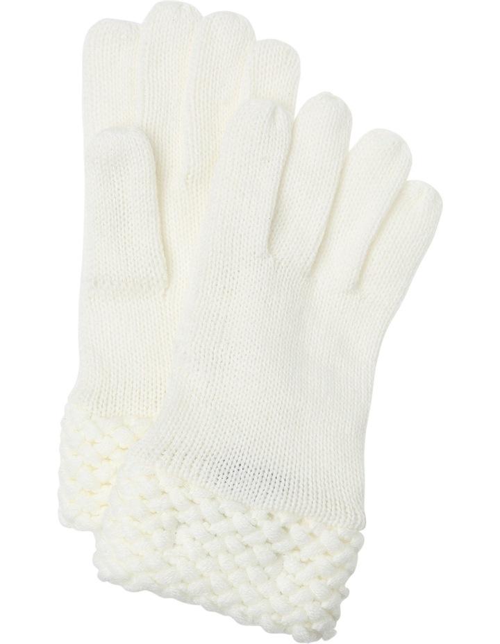 Winter Knit Gloves image 1