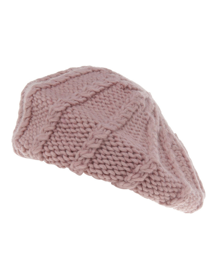 Cable Knit Beanie 3167 image 1