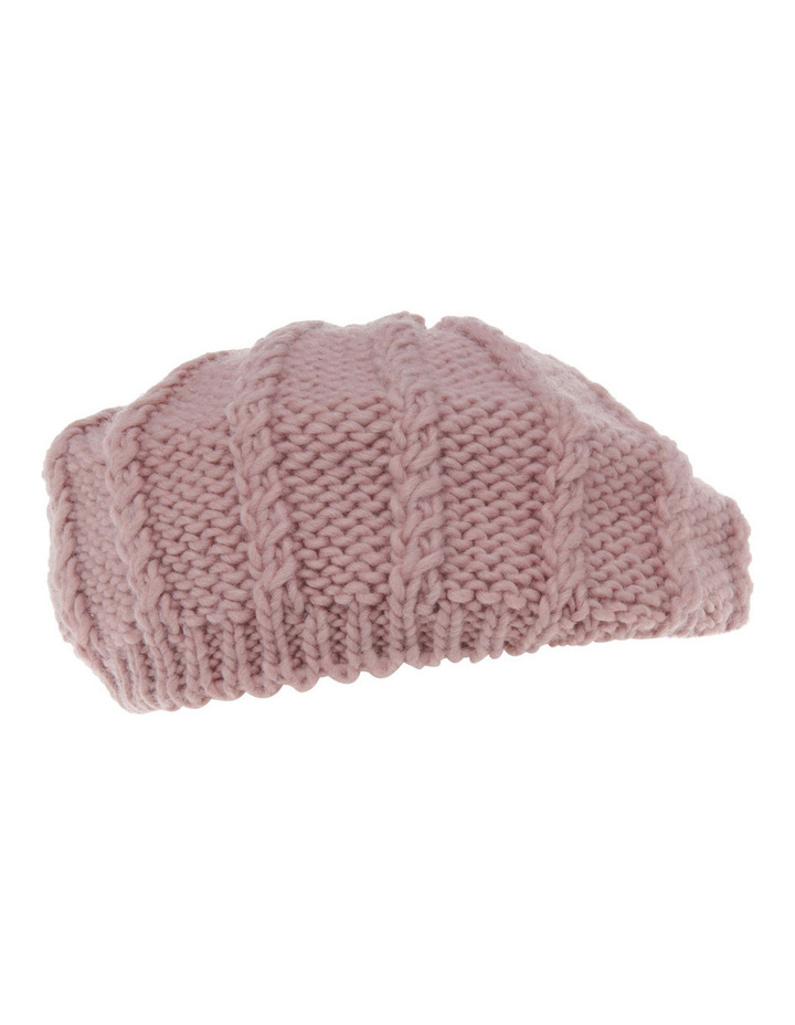 Cable Knit Beanie 3167 image 2