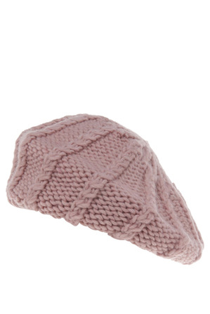 Innovare Made in Italy - Cable Knit Beanie 3167