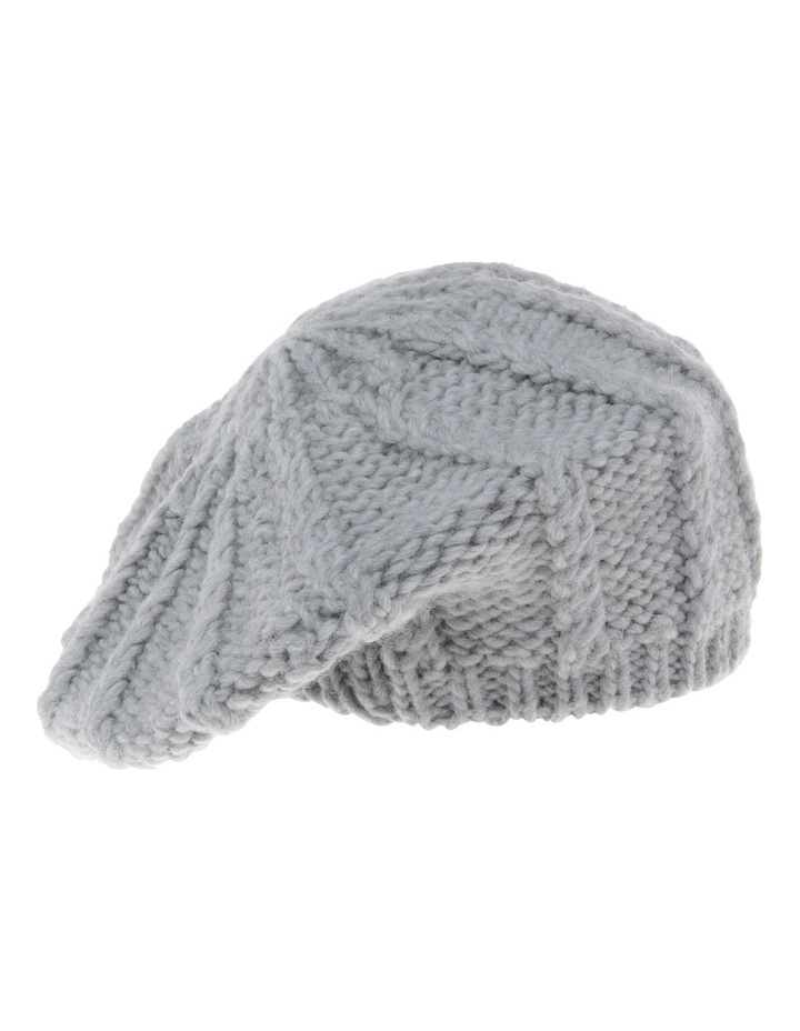 Cable Knit Beanie 3167 image 3