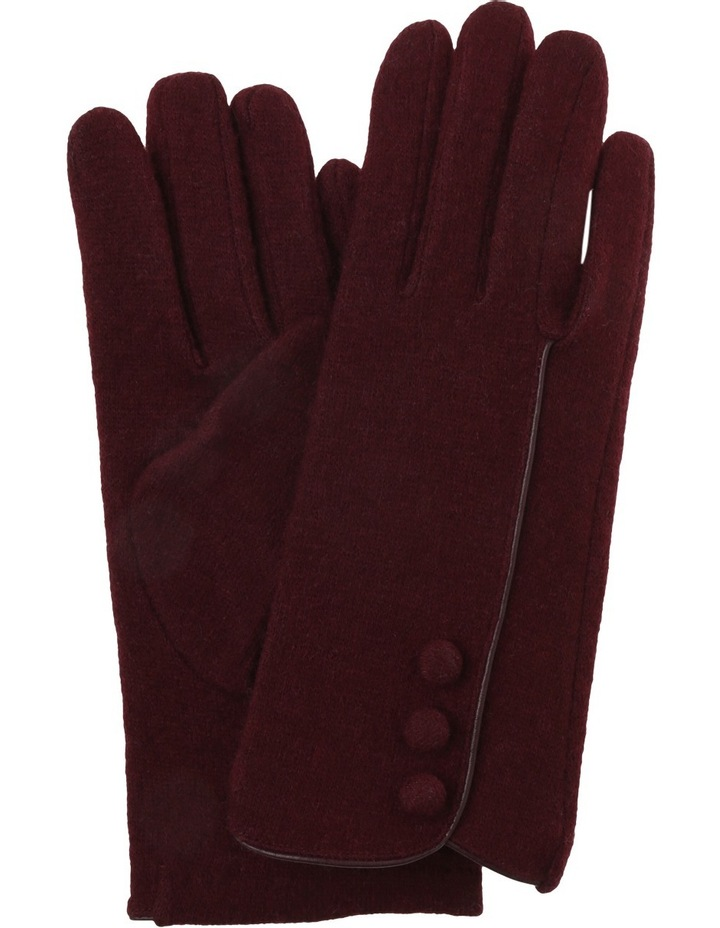 Basic Wool Blend Glove 2017-SY-6 image 1