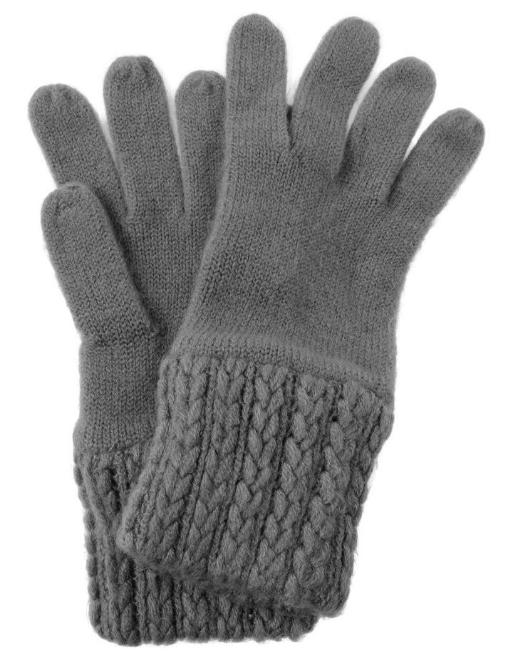 Soft Knit Gloves image 1