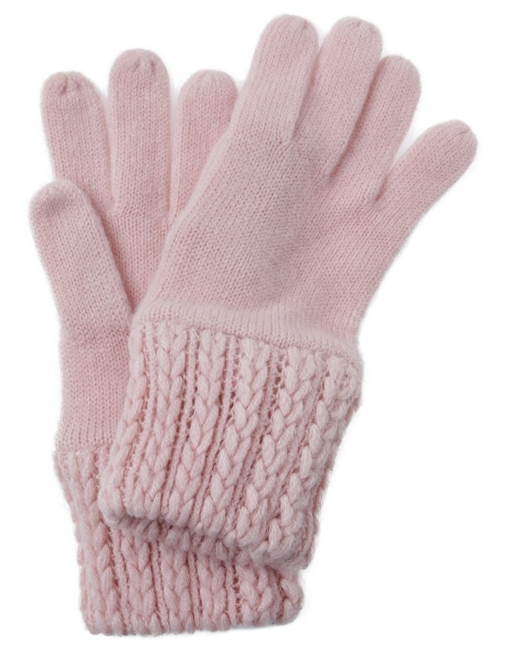Soft Knit Gloves image 1