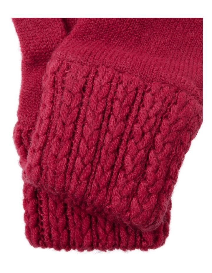 Soft Knit Gloves image 2