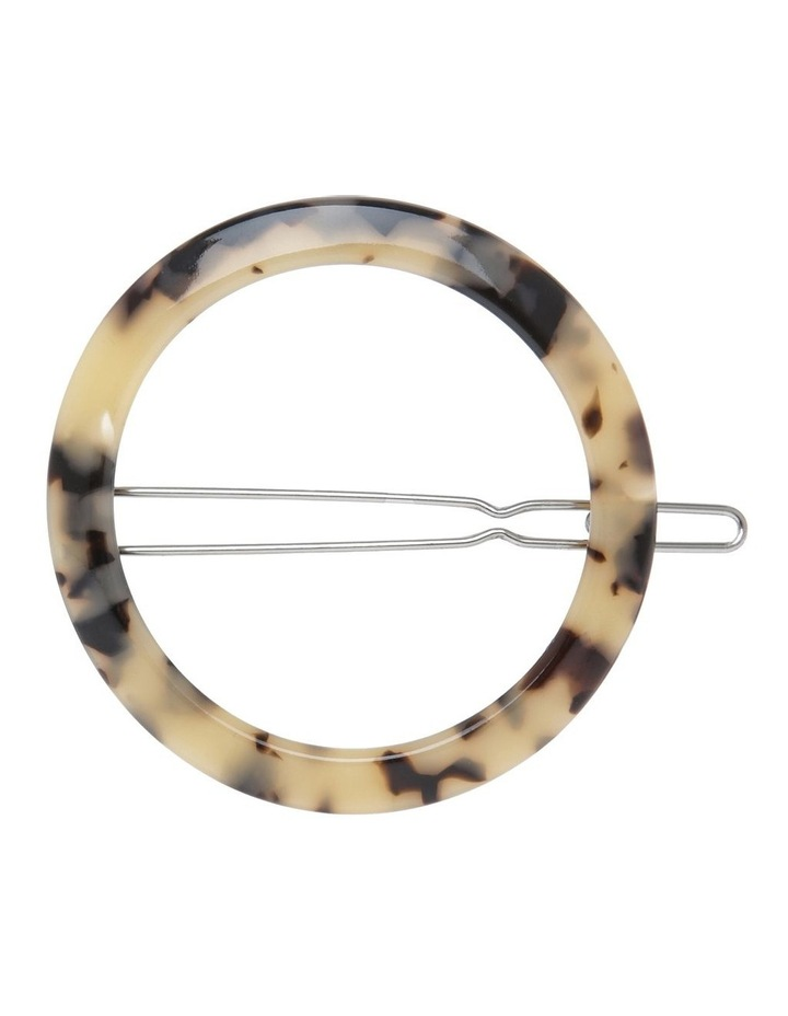 Animal Round Clip Hair Accessory image 1