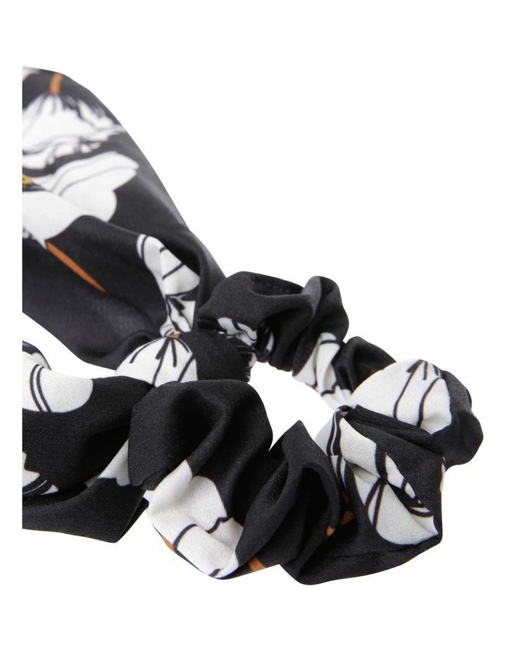 Floral Print Hair Tie image 2