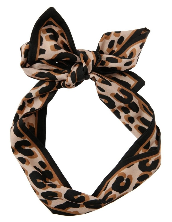 Long Hair Scarf Hair Accessory image 1