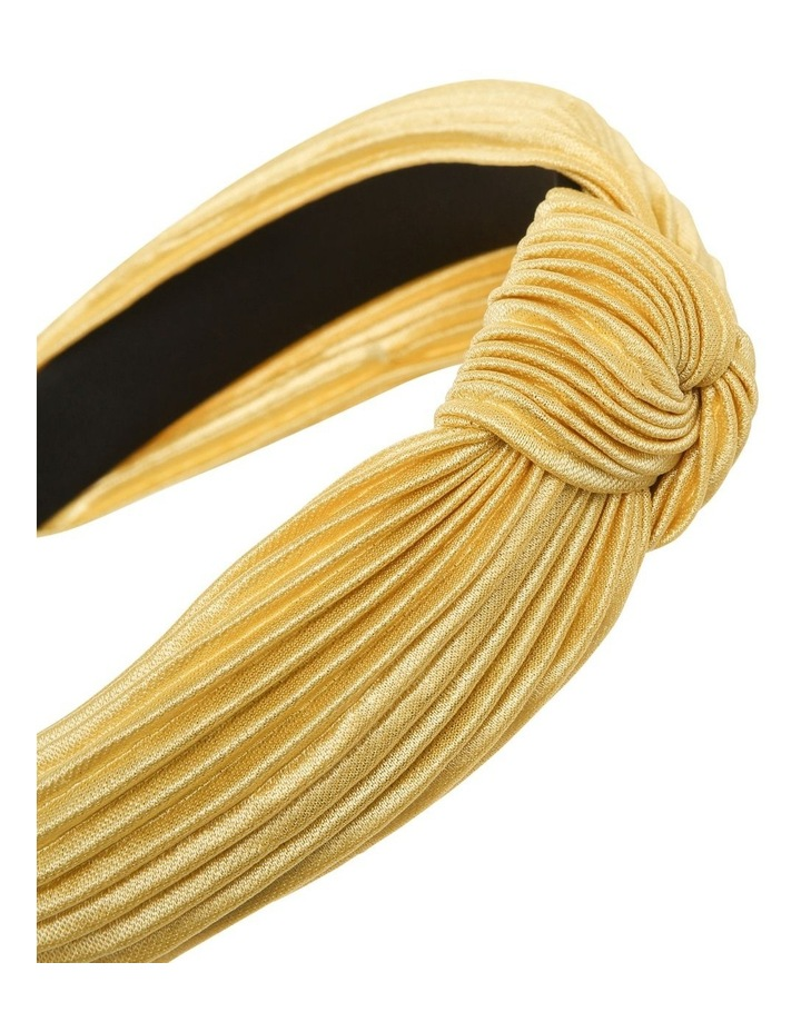 Pleated Headband image 3