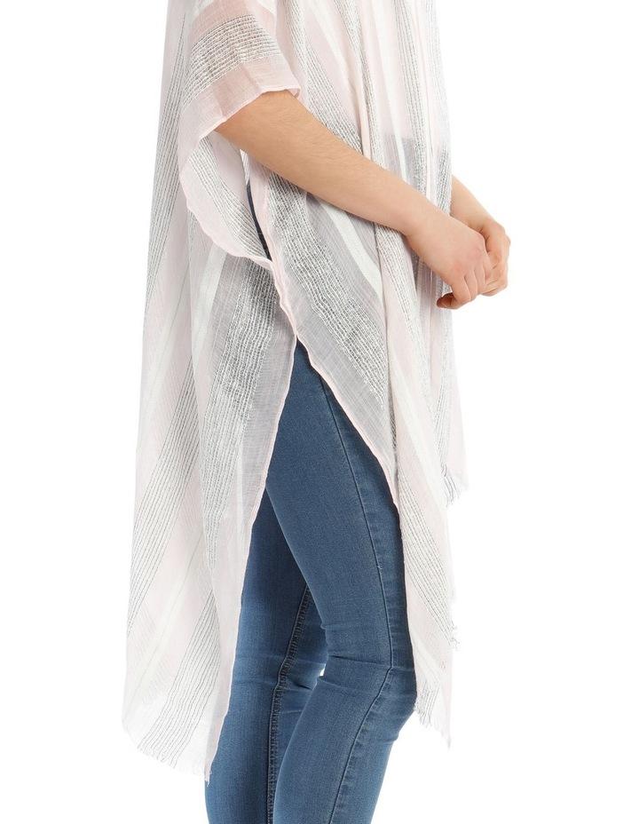 Woven Stripe Kaftan image 3