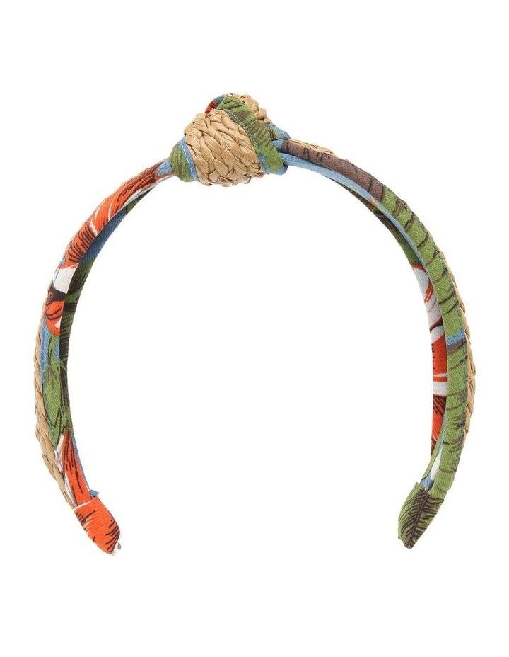 Raffia Knot Headband image 1