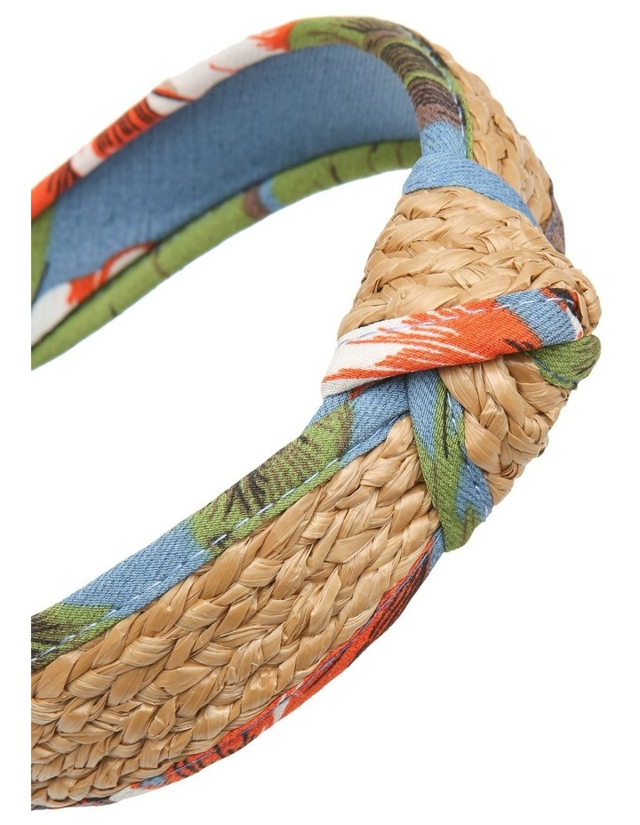 Raffia Knot Headband image 3