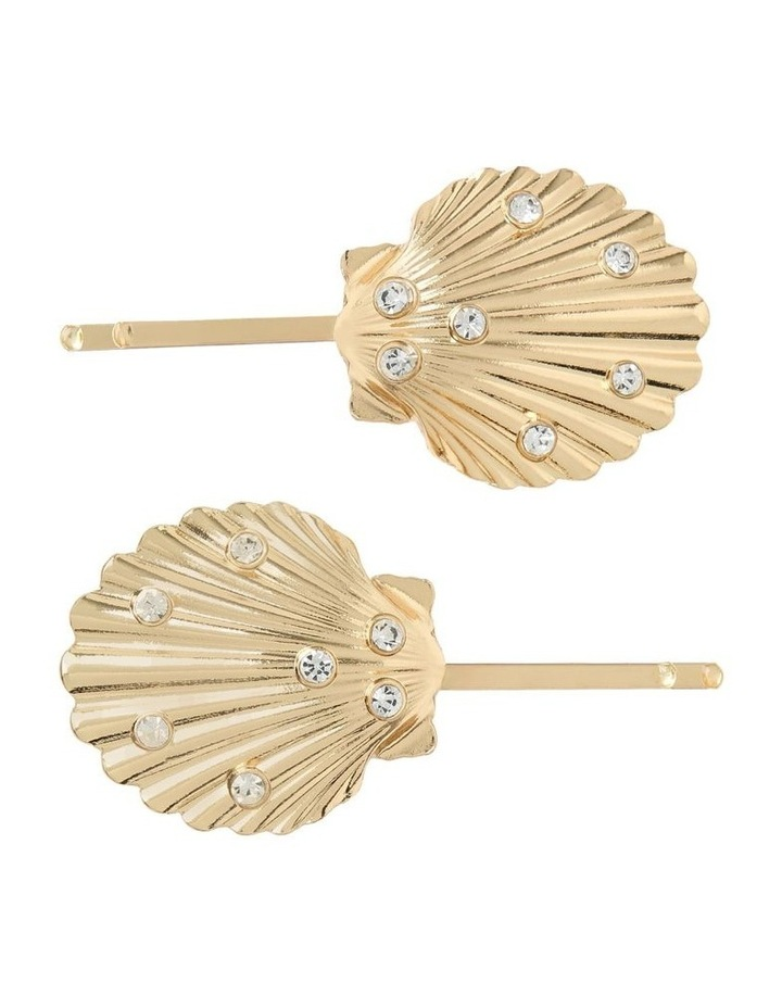2 Pack Metal Shell Pins image 1