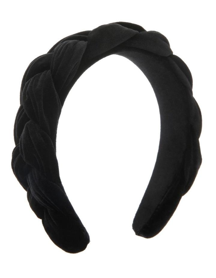 Velvet Plait Headband image 2
