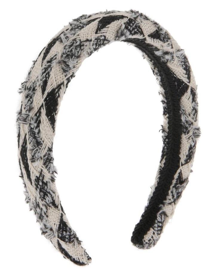 Tweed Headband image 2