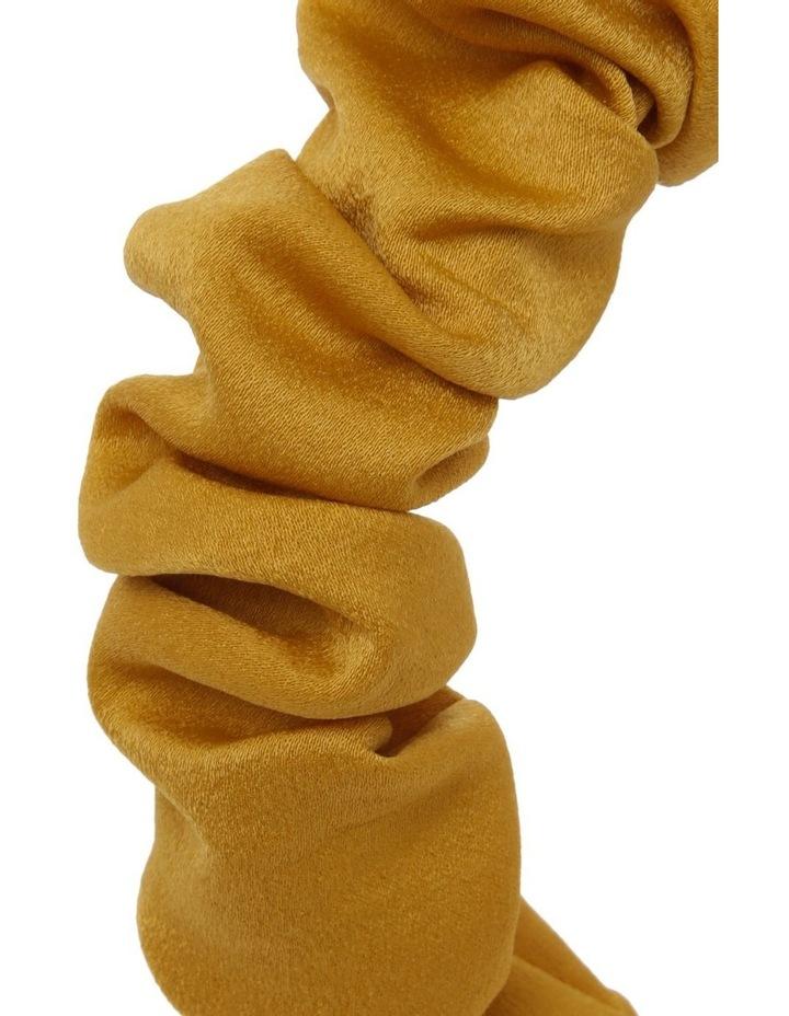 Ruched Fabric Headband image 3