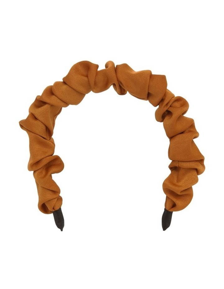 Ruched Headband Hair Accessory image 1