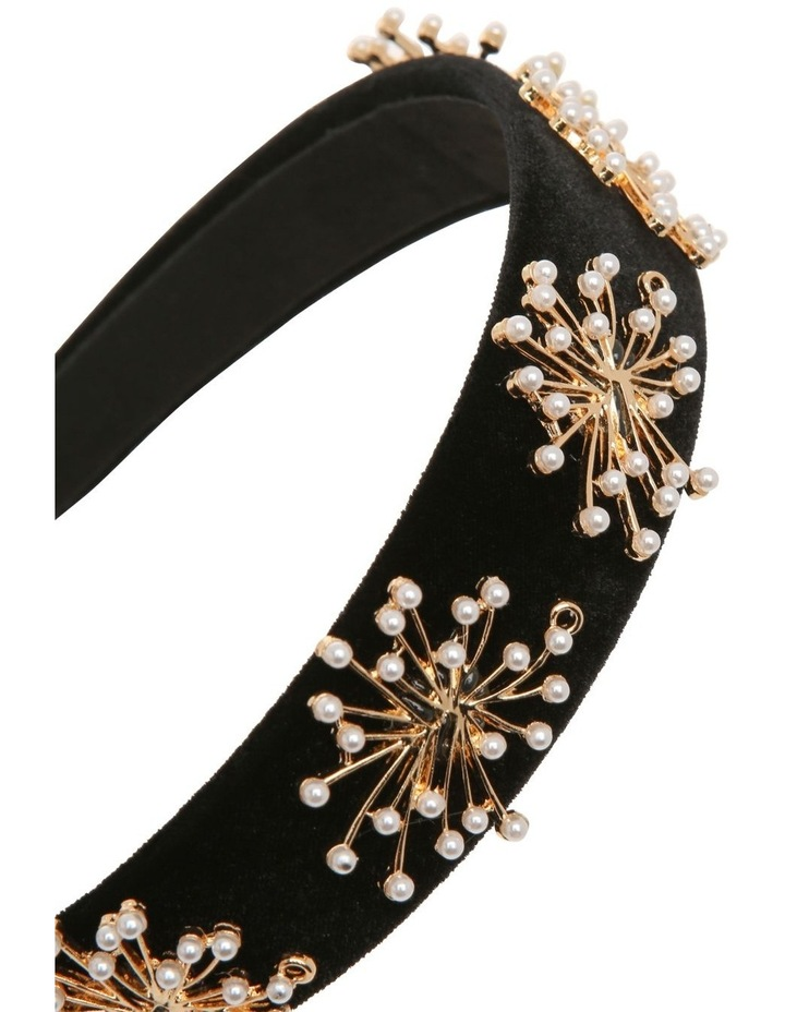 Pearl Embellished Headband Hair Accessory image 2