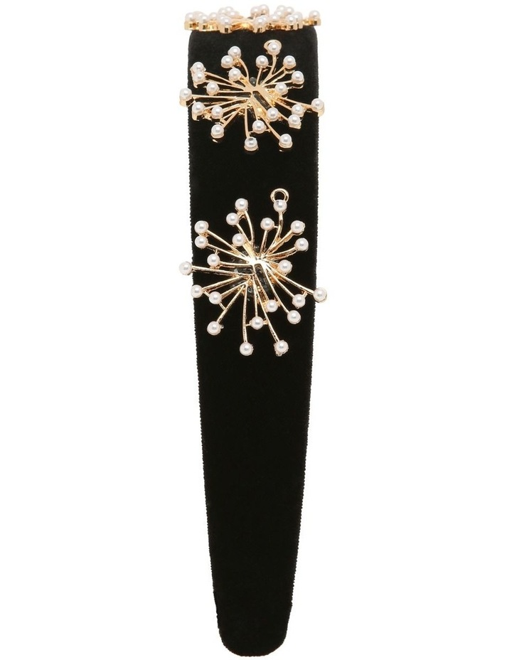 Pearl Embellished Headband Hair Accessory image 3