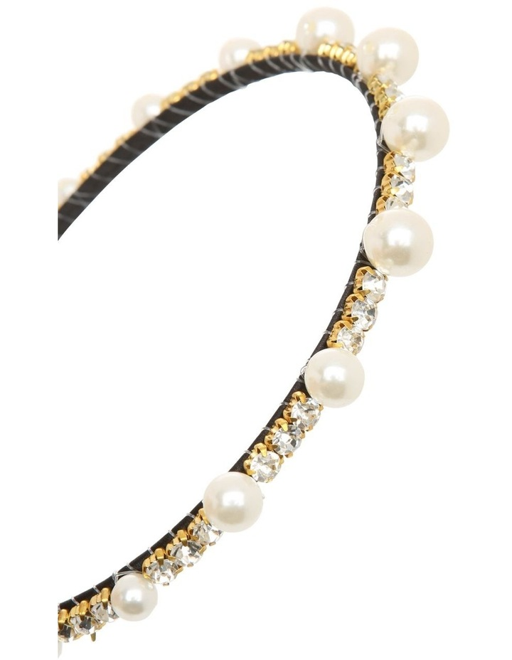 Large Pearl Hair Accessory image 2