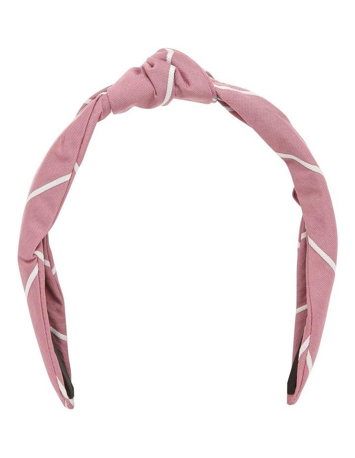 Striped Knot Headband image 1