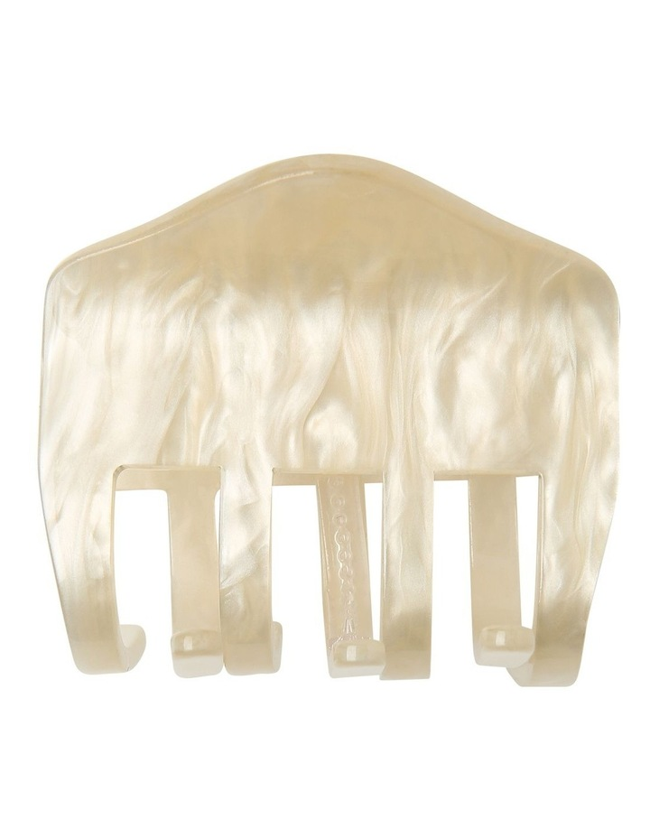 Small Resin Claw Clip Hair Accessory image 1