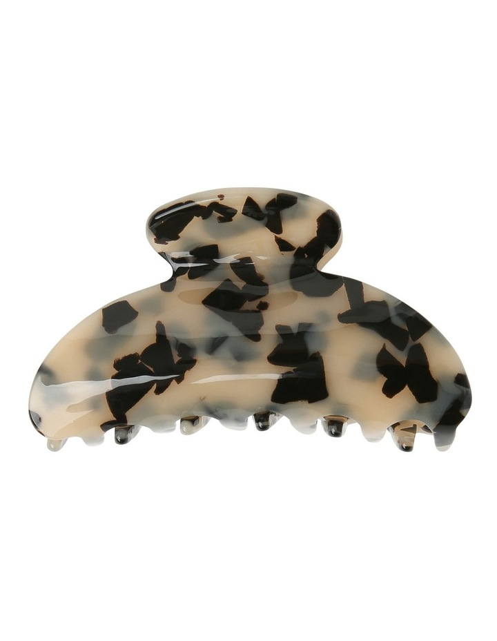 Tortoise Shell Alligator Clip Hair Accessory image 1