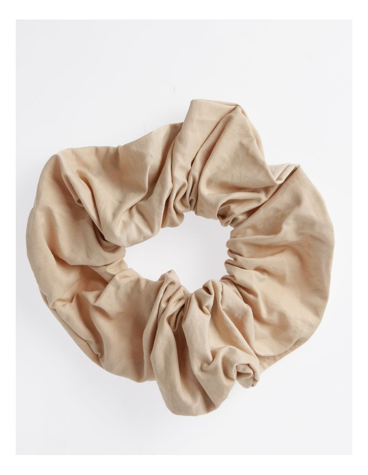 Oversized Scrunchie Hair Accessory image 1