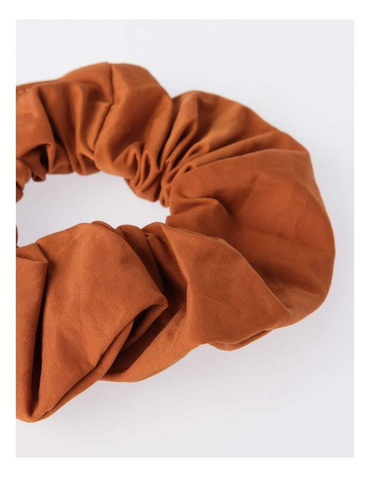 Oversized Scrunchie Hair Accessory image 2
