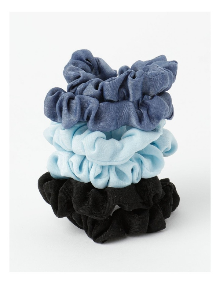 Small Scrunchies 6Pk Hair Accessory image 1