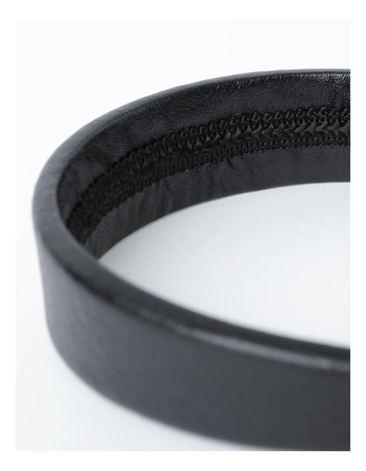 Leather Look Headband Hair Accessory image 3