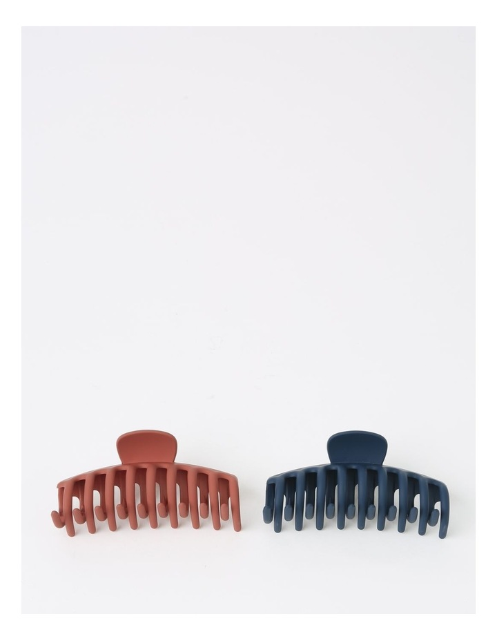 2Pack Matte Claw Clip image 1