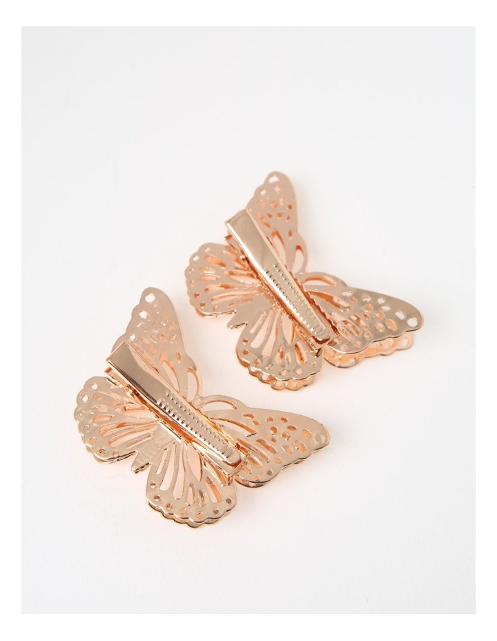 B79588S Butterfly Clip Hair Accessory image 2