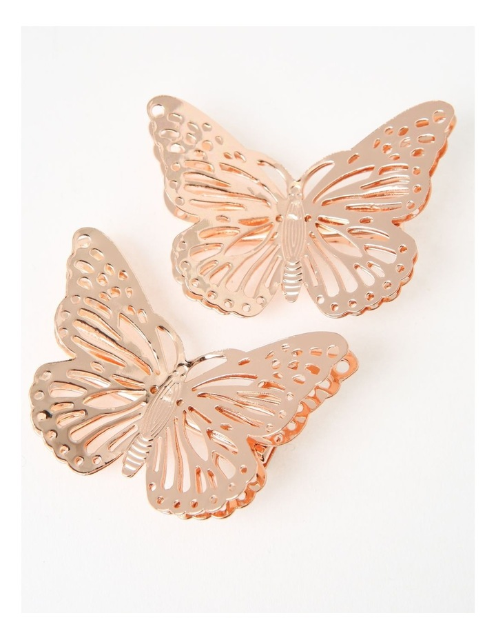 B79588S Butterfly Clip Hair Accessory image 3