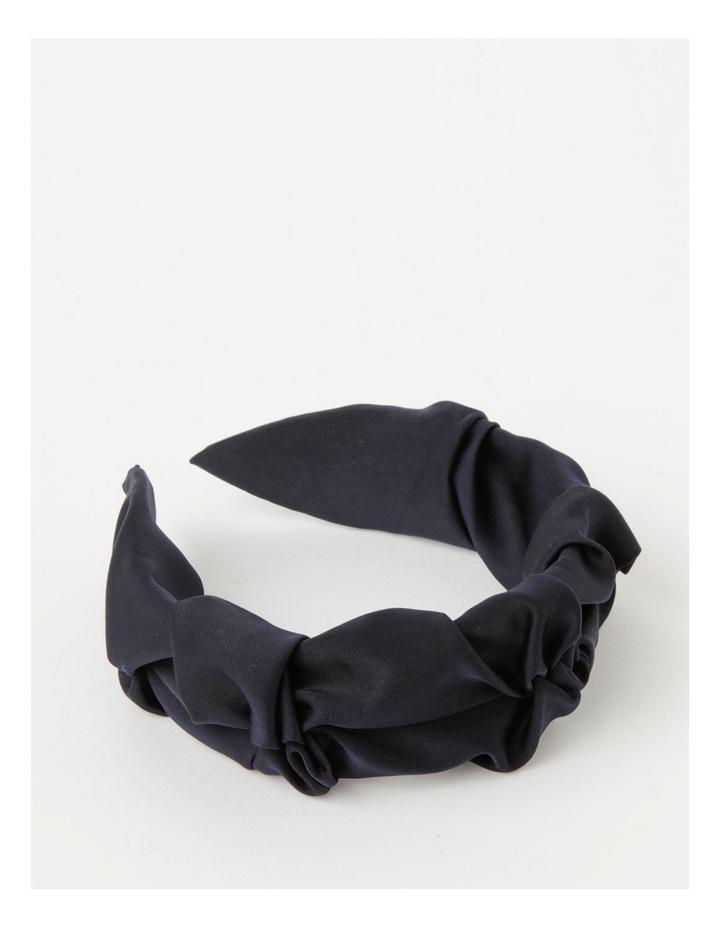 Textured Blue Headband image 1