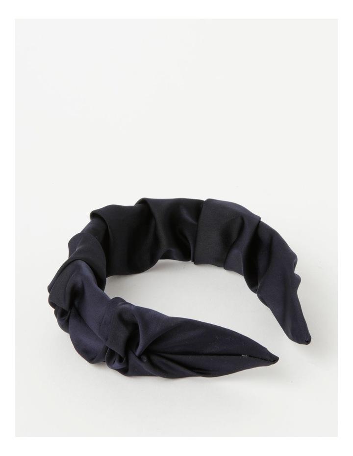 Textured Blue Headband image 3
