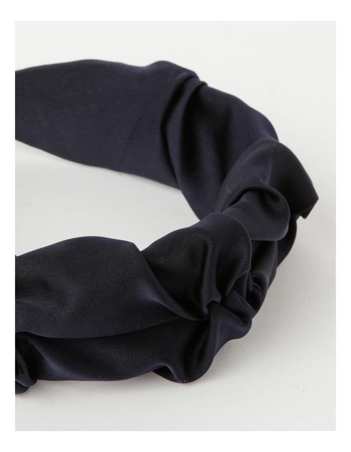 Textured Blue Headband image 4