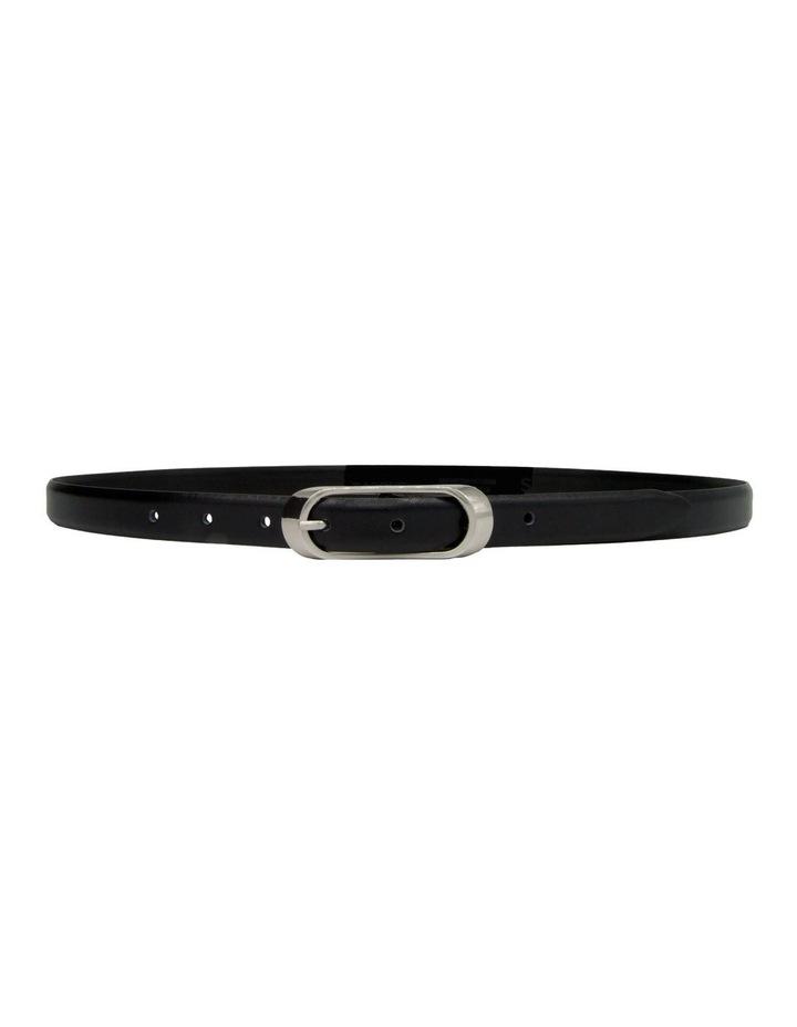 Classic leather belt image 2