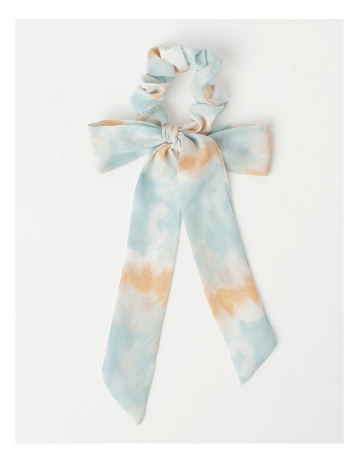 Bow With Tie Scrunchie image 1