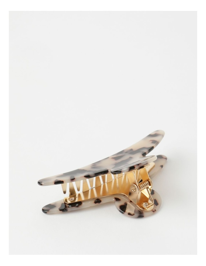 Large Resin Claw Clip image 2