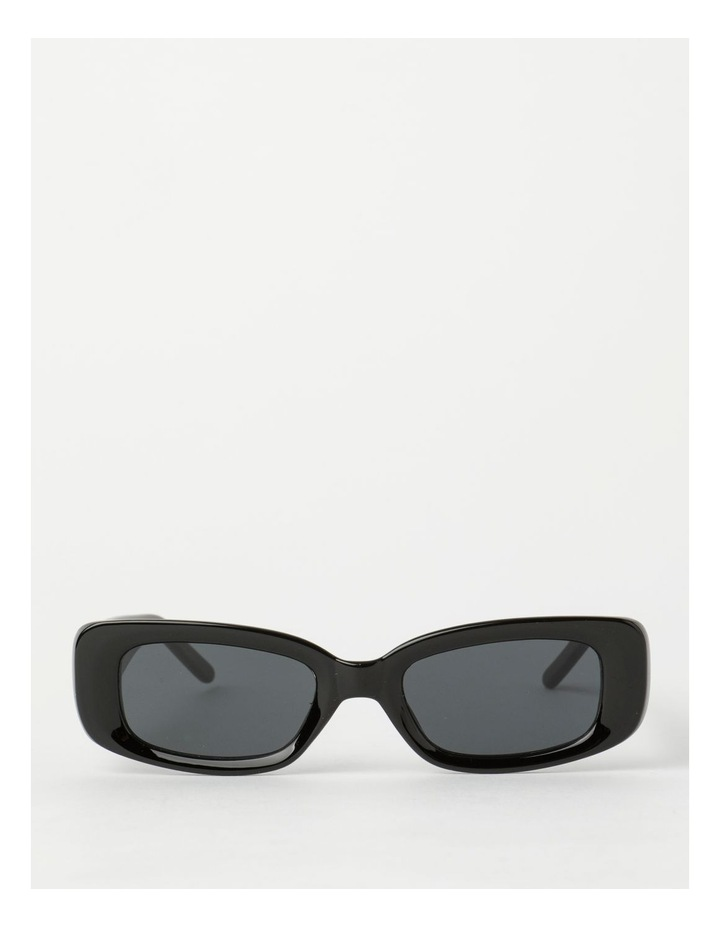 Juno Black Sunglasses image 1