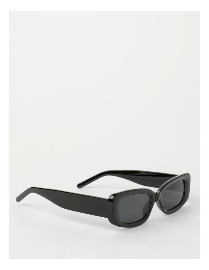 Juno Black Sunglasses image 2