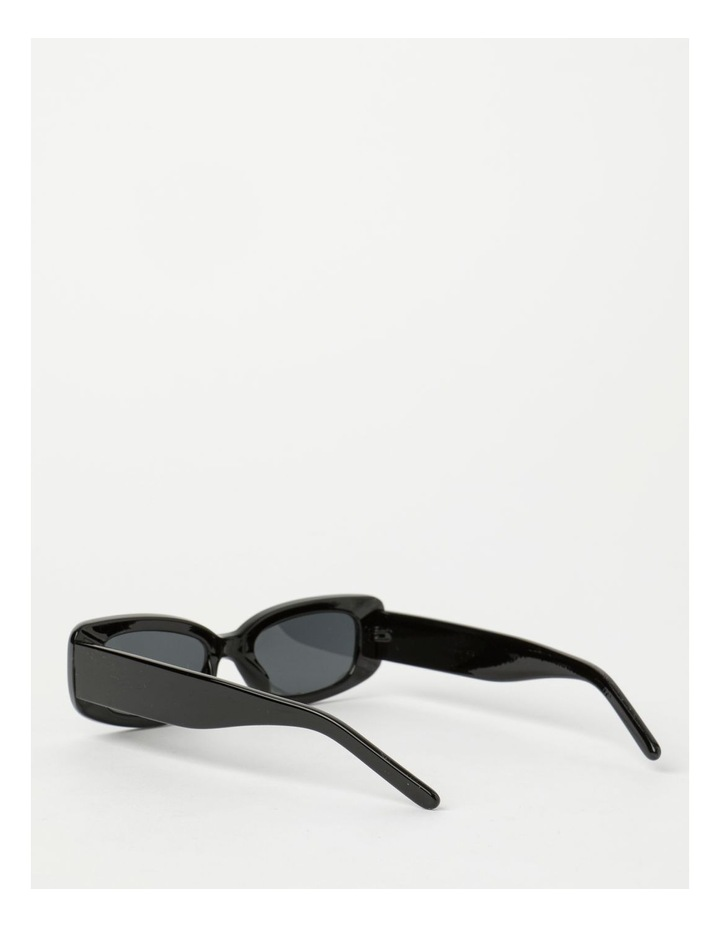 Juno Black Sunglasses image 3