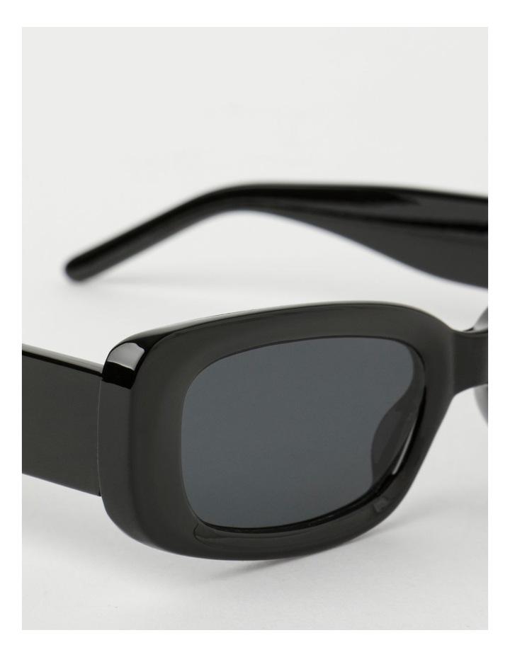 Juno Black Sunglasses image 4