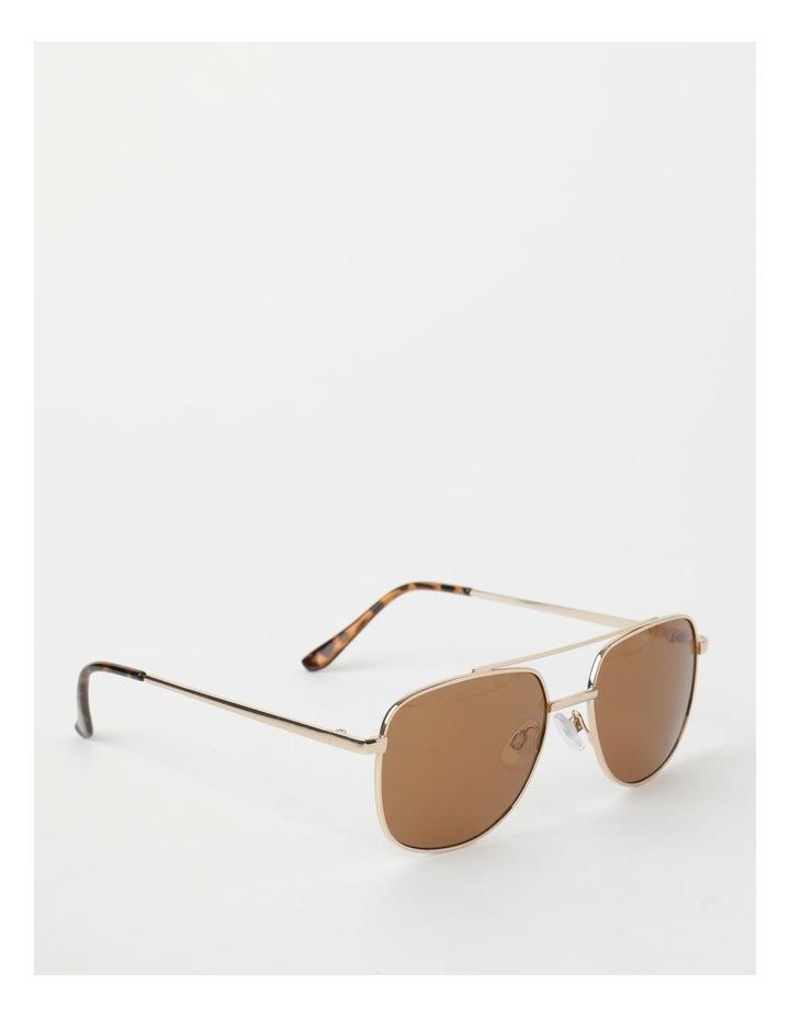 Ava Gold Sunglasses image 2